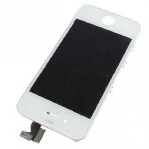 LCD Дисплей за iPhone 4,4S тъч скрийн /син, червен, розов, жъл т и други Бял ,черен / със смяната.