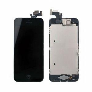 LCD Дисплей за iPhone 5G,5C.5S тъч скрийн / Черен БЯЛ / СЪС СМЯНАТА