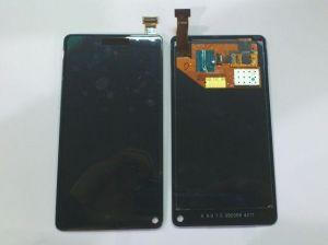 LCD Дисплей за Nokia N9 + тъч скрийн + смяната