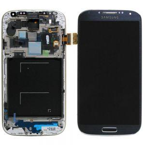 LCD дисплей за SAMSUNG i9505 Galaxy S4 комплект / Син,Бял,Черен / Оригинал