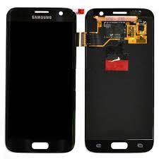 LCD Дисплей за Samsung  J7 (2017) SM-J730F + Тъч скрийн /Сребърен-Син,бял,черен/Оригинал
