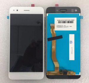LCD Дисплей за Huawei P9 Lite Mini + тъч скрийн / Черен,Бял/