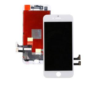 LCD Дисплей за iPhone 8G 4.7' + Тъч скрийн / Бял и Черен  /